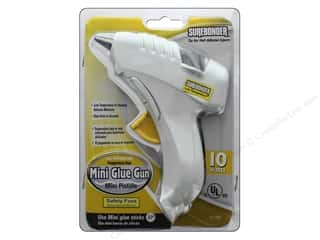 Hot glue gun: Surebonder Glue Gun Mini Low Temperature 10 Watt