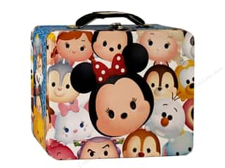 Tin Box Co Carry All Large Tsum Tsum