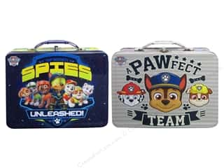 Tin Box Co Carry All Tin Large Paw Patrol 1 pc.