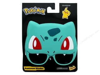 novelties: Sun-Staches Sunglasses Pokemon Bulbasaur