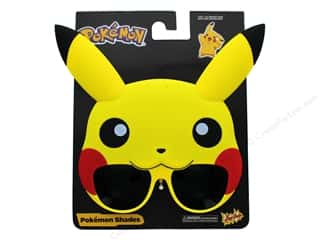novelties: Sun-Staches Sunglasses Pokemon Pikachu
