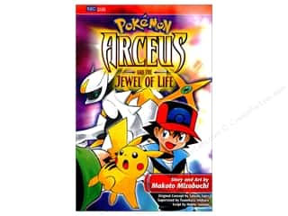 VIZ Media Pokemon Arceus And The Jewel Of Life Book