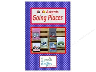 Marcia Layton Designs Going Places Pattern
