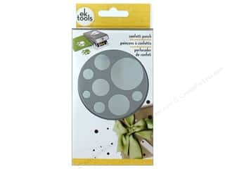scrapbooking & paper crafts: EK Success Confetti Punch Dots 1 1/8 in.