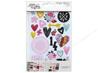 Simple Stories Collection Love & Adore Stickers