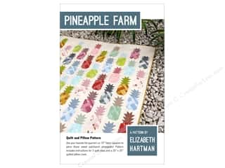 Elizabeth Hartman Pineapple Farm Pattern
