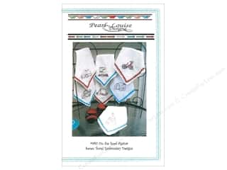 Pearl Louise Designs On The Road Again Embrdroidery Pattern