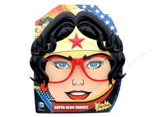 Sun-Staches Sunglasses Wonder Woman