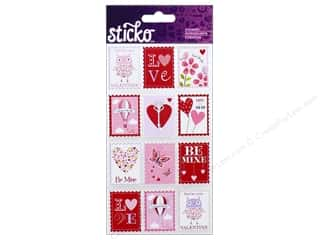 stamps: EK Sticko Stickers VDay Stamps