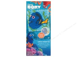 yarn & needlework: Dimensions Latch Hook Kit Disney Dory