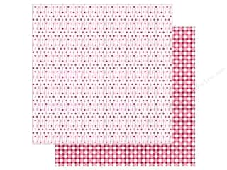 scrapbooking & paper crafts: Authentique 12 x 12 in. Paper Sweetie Two (25 pieces)