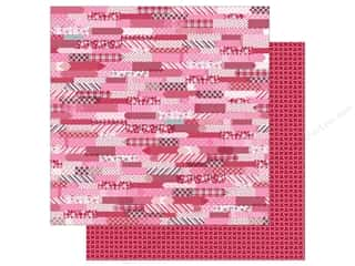 Authentique 12 x 12 in. Paper Sweetie Five (25 pieces)