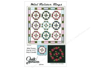 Quilt Moments Mini Twister Rings Pattern