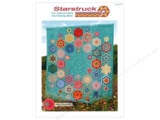 Anka's Treasures Starstruck: Turn Chevron Fabric into Amazing Stars! Book by Heather Mulder Peterson