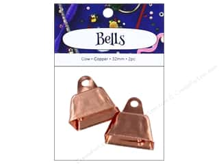 PA Essentials Cow Bell 1 1/4 in. 2 pc. Copper