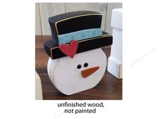 Foundations Decor Wood Shape Shape Home Jan Snowman