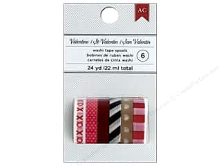 American Crafts Decorative Tape Valentine