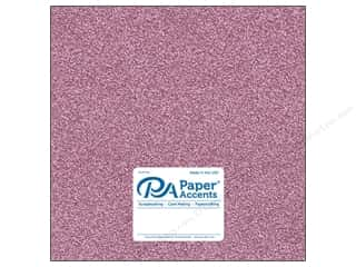 Paper Accents Glitter Cardstock 12 x 12 in. #G22 Canna (15 pieces)
