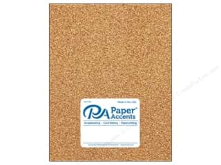 Paper Accents Glitter Cardstock 8 1/2 in. x 11 in. #G33 Champagne