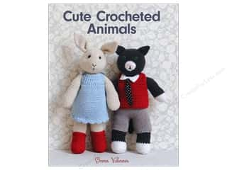 Guild of Master Craftsman Cute Crocheted Animals Book