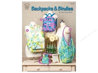 Taylor Made Backpacks & Bindles Book