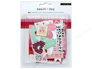 Crate Paper Collection Heart Day Ephemera