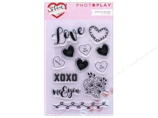Clearance: Photo Play Collection So Loved Stamp Set