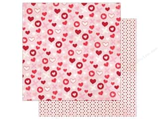 "scrapbooking & paper crafts: Photo Play Collection So Loved Paper 12""x 12"" XOXO (25 pieces)"