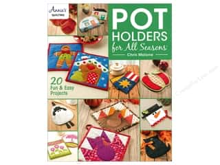 Annie's Pot Holders For All Seasons Book