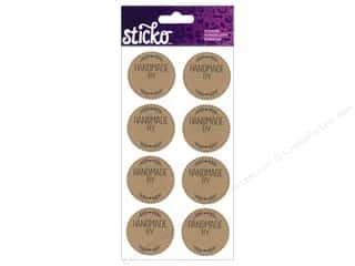 Sticko Stickers - Handmade By