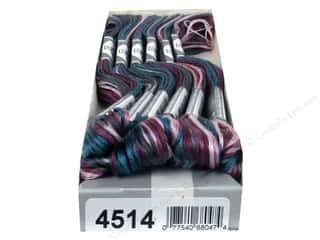 sewing & quilting: DMC Coloris Embroidery Floss Venice (6 skeins)