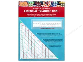 C&T Publishing Fast2Cut Essential Triangle Tool
