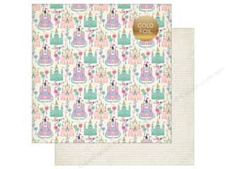 "Echo Park Collection Once Upon A Time Paper 12""x 12"" Dream Castles (25 pieces)"