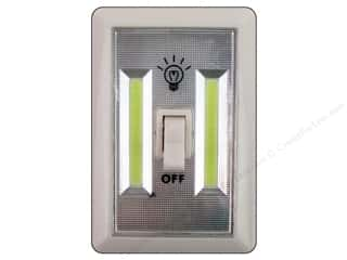 Gifts & Giftwrap: Graphic Impressions LED COB Light Switch
