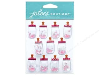 EK Jolee's Boutique Repeats Baby Girl Bottle Dome
