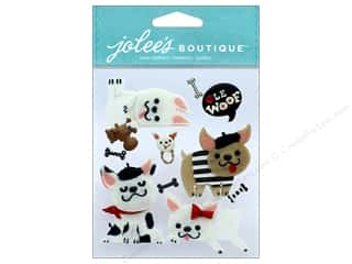 stickers: EK Jolee's Boutique French Bulldogs