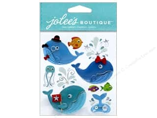 EK Jolee's Boutique Cutesy Whales
