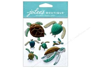 scrapbooking & paper crafts: EK Jolee's Boutique Sea Turtles