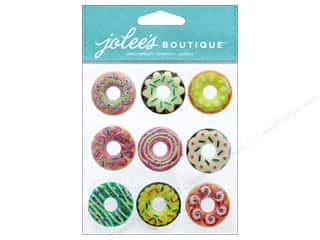 scrapbooking & paper crafts: EK Jolee's Boutique Donuts