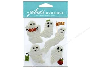 stickers: EK Jolee's Boutique Gauze Ghosts
