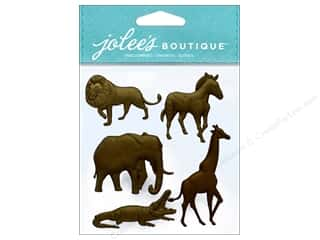 EK Jolee's Boutique Animals Gold
