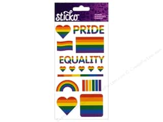 scrapbooking & paper crafts: EK Sticko Stickers Pride