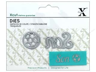 die cuts: Docrafts Xcut Mini Die Son