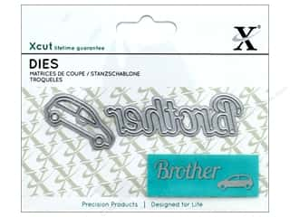 die cuts: Docrafts Xcut Mini Die Brother