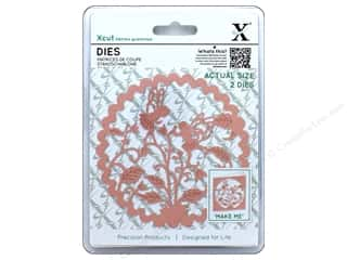 circle dies: Docrafts Xcut Die Floral Fairies