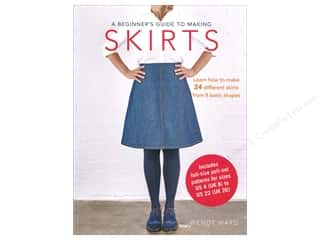 books & patterns: A Beginner's Guide To Making Skirts Book by Wendy Ward