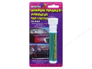 craft & hobbies: Unique Window Marker White