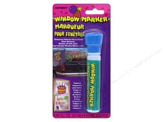 craft & hobbies: Unique Window Marker Royal Blue