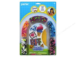 beading & jewelry making supplies: Perler Fused Bead Kit Trendy Stuff 2000pc