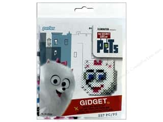 beading & jewelry making supplies: Perler Fused Bead Kit Trial Secret Life Of Pets Gidget